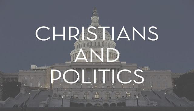 Christians and Politics (Reza University, Mashad)