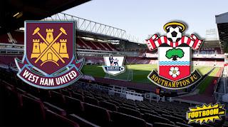 Саутгемптон - Вест Хэм Юнайтед смотреть онлайн бесплатно 14 декабря 2019 прямая трансляция в 20:30 МСК.