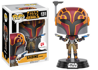 Star Wars: Rebels Pop! Vinyl Figures by Funko