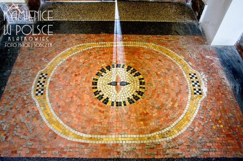 Katowice: mozaika