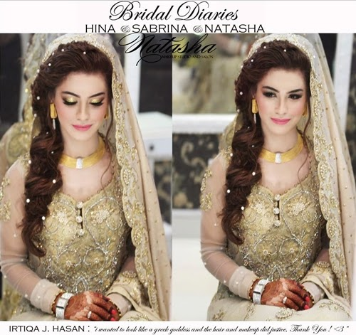 Pakistani Bridal Jewellery, Makeup And Hairstyle Trends