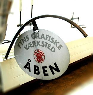 Taller de grabado Fyns GRafiske Vaersted