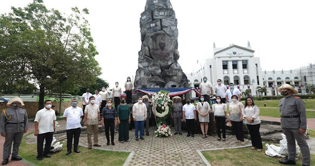 Quezon celebrates Quincentennial Commemorations of the Philippine