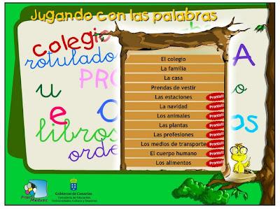 El Rincon De Infantil Juegos Educativos 5 Anos