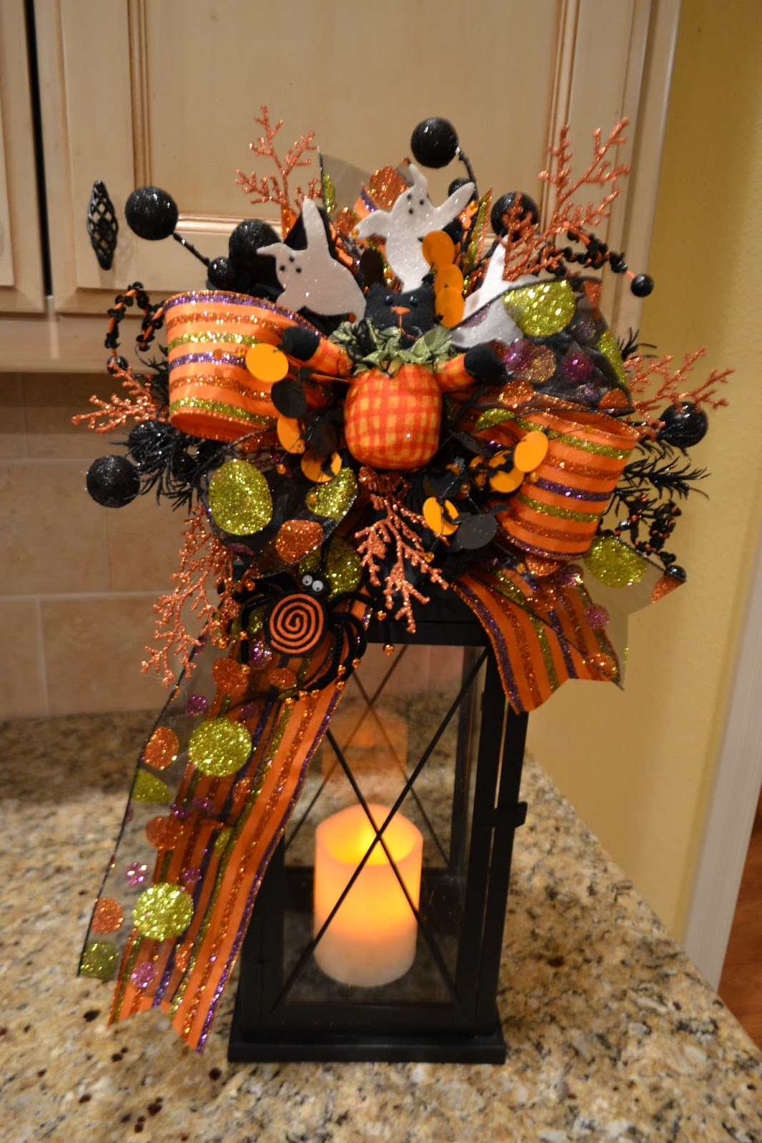 Decorate Your Room Online Kristen S Creations Halloween And Fall Lantern Swags