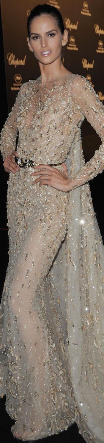 Izabel Goulart 2015 Cannes Film Festival