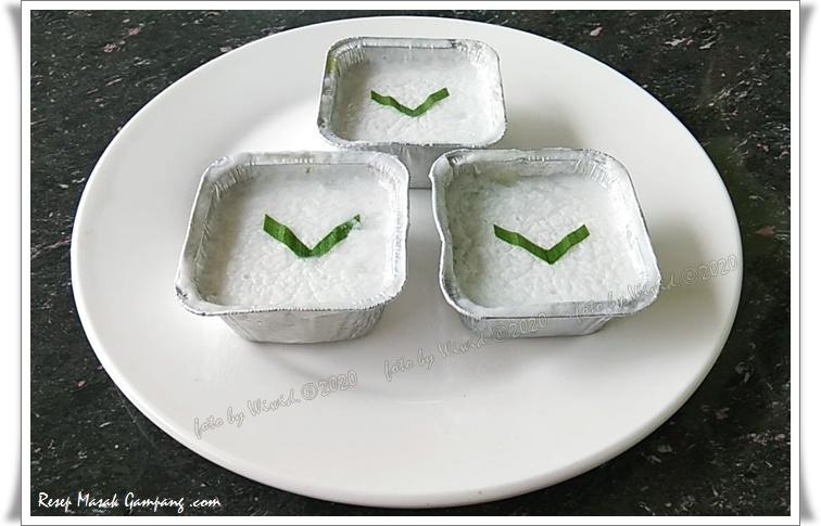 Cara membuat Kue Lumpur