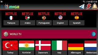 Spor Kanalları ve Şifrelı Şifresiz TV Kanalları Cep Telefondan izle