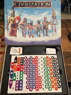 Civilization (Gibsons Games) circa 1988