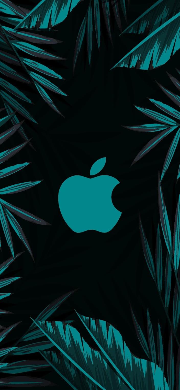 cool apple symbol iphone wallpaper lock screen