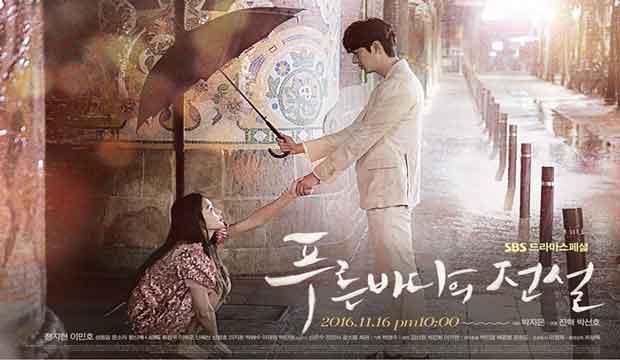 Drama Korea Fantasi Terbaik