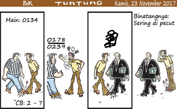 Prediksi Gambar Pak Tuntung Kamis 23 11 2017