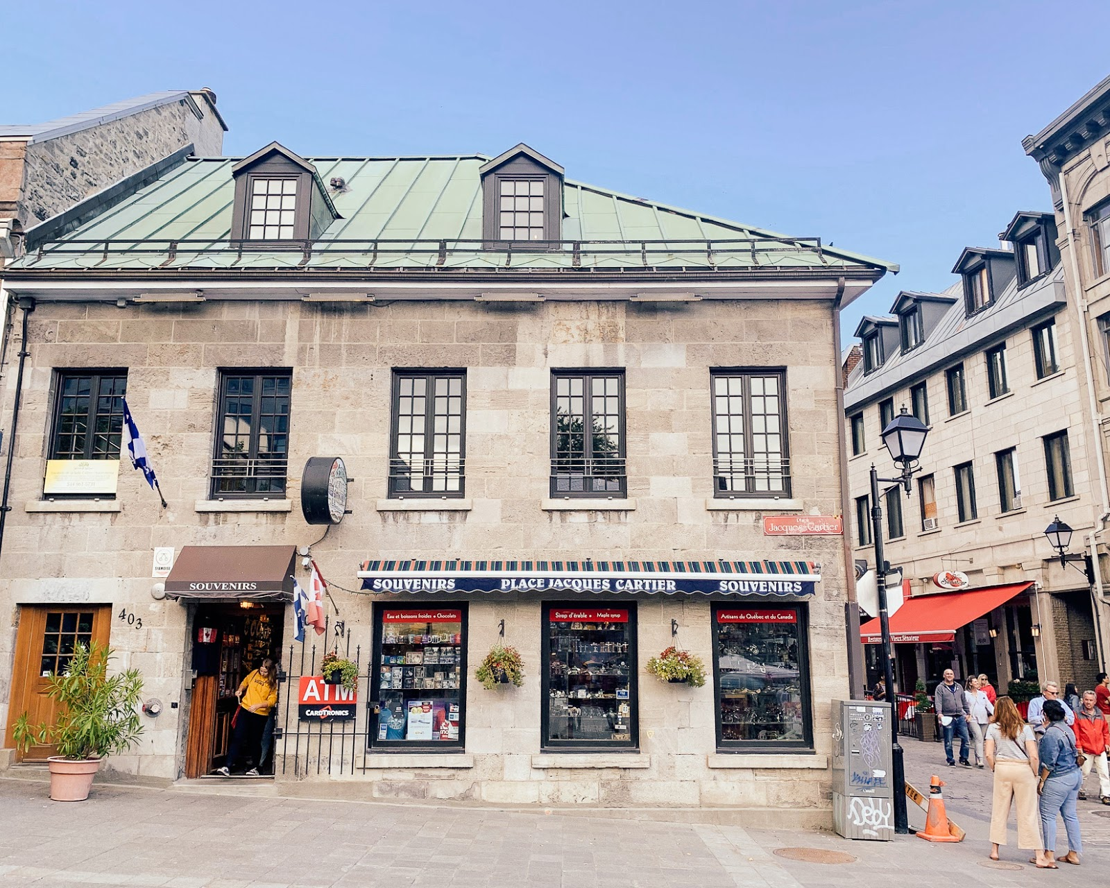 Old Montreal: Things To Do in Montreal, Quebec, Canada