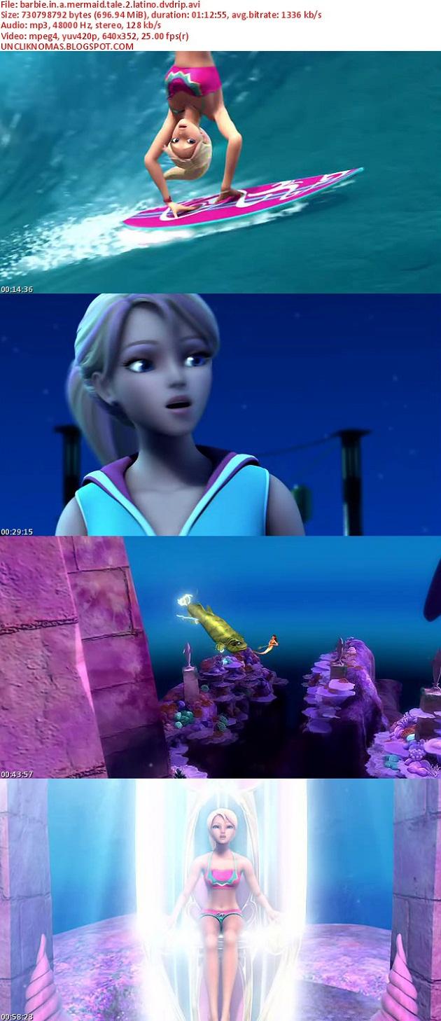 barbie in a mermaid tale 2 full movie free online