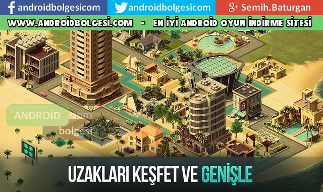 City Island 4 Sim Town Village Mod Apk