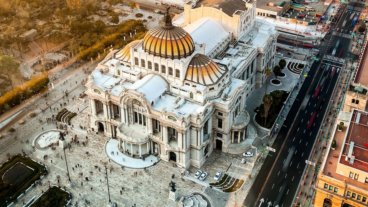 la estética de la arquitectura del porfiriato en guanajuato méxico