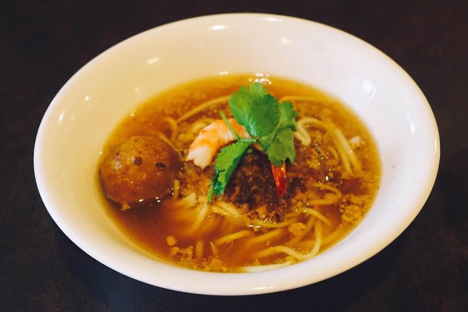 赤崁擔仔麺(Chih Kan Dan Zai Noodles)