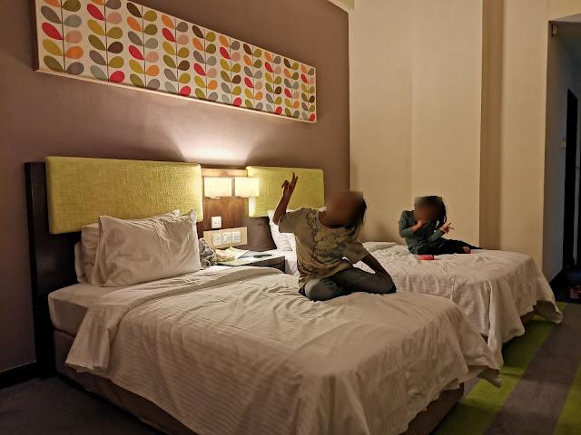 Hotel best di Kuantan cuti dengan anak-anak