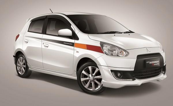Kredit Mobil Mirage di Medan
