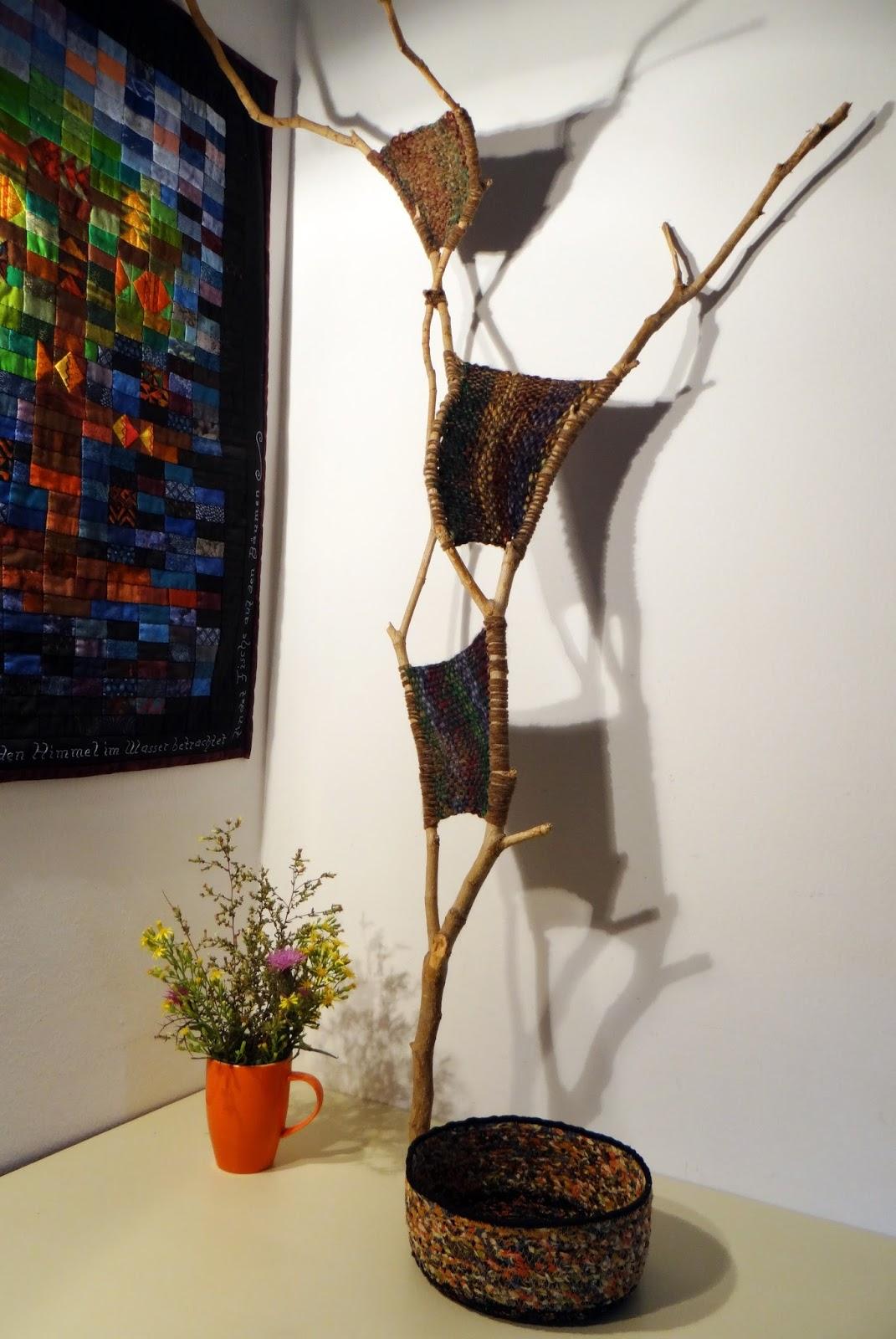 Pazzapazza Branch Weaving