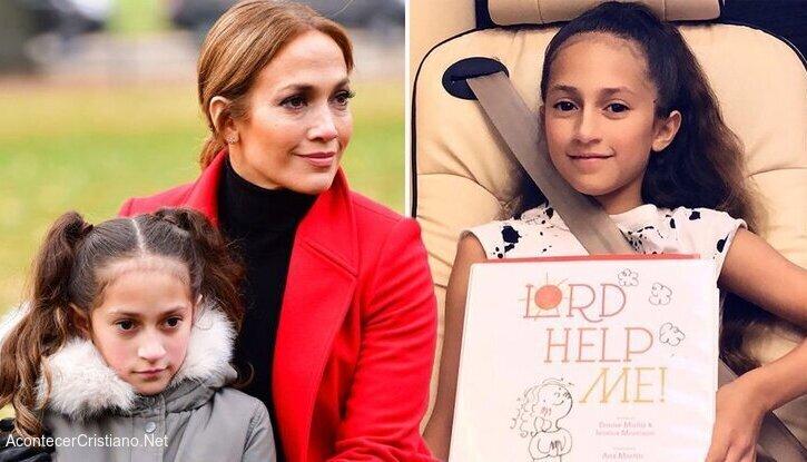 Libro de la hija de Jennifer López