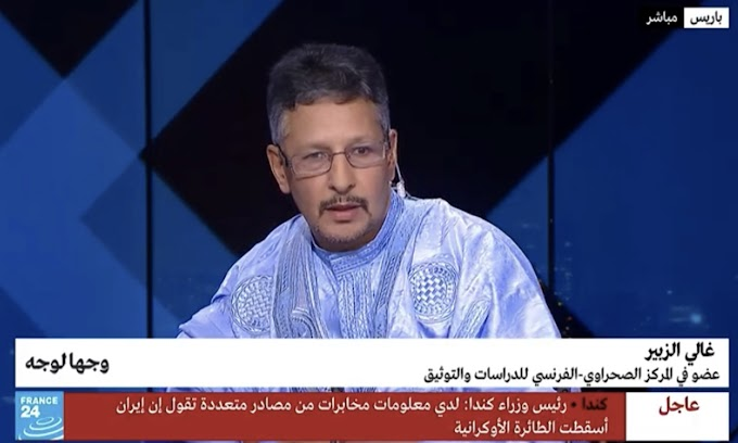 """Gali Zuber: Marruecos recurrió a algunos países """"débiles"""" para abrir consulados en el Sáhara Occidental, una operación muy mal gestionada"""