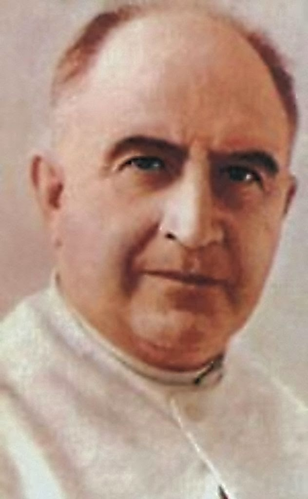 """Beato Padre Eustáquio van Lieshou SS.CC.: """"Eu vejo a minha religião ameaçada, caluniada e perseguida mais do que nunca."""