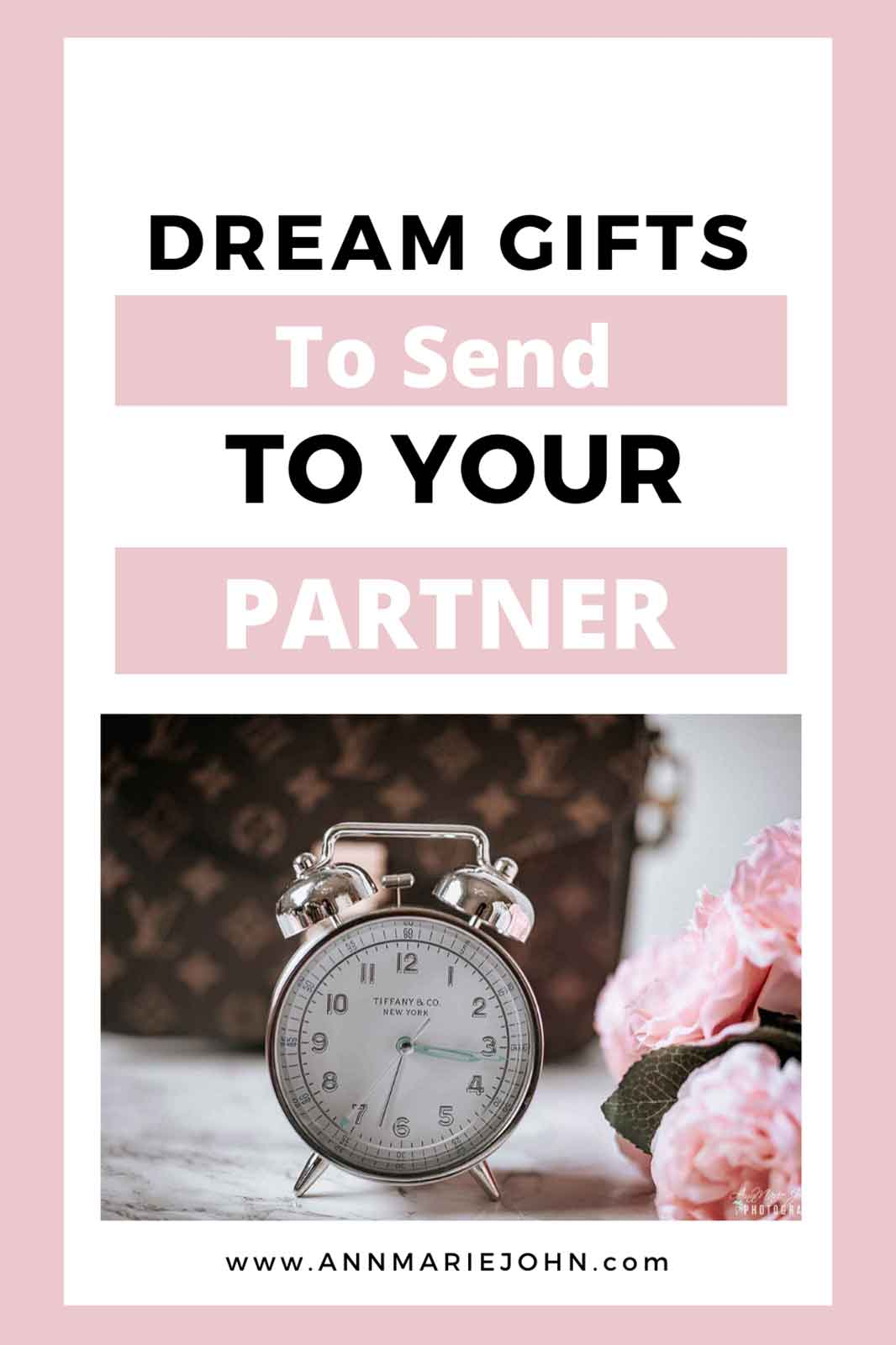 A List of Dream Gifts to Send to Your Husband or Partner