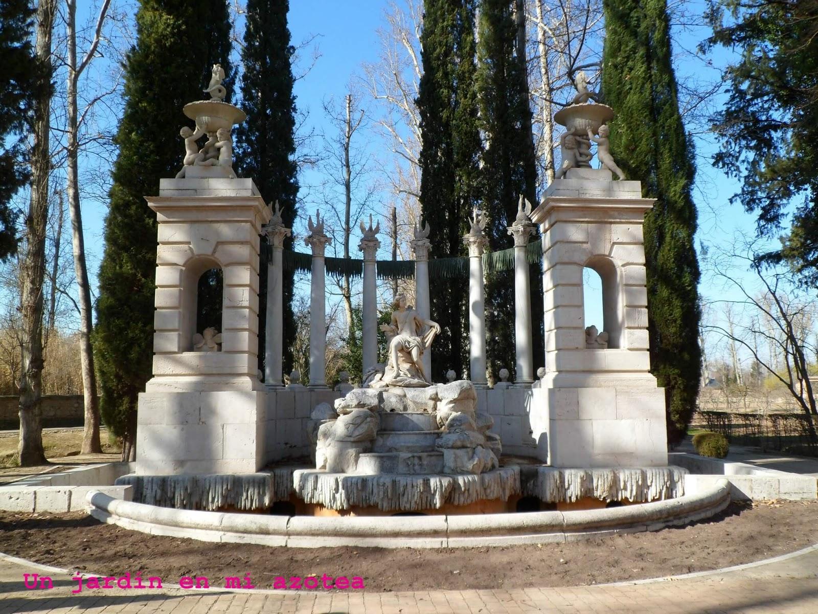 Un jard n en mi azotea el jard n del pr ncipe de aranjuez for El jardin del principe