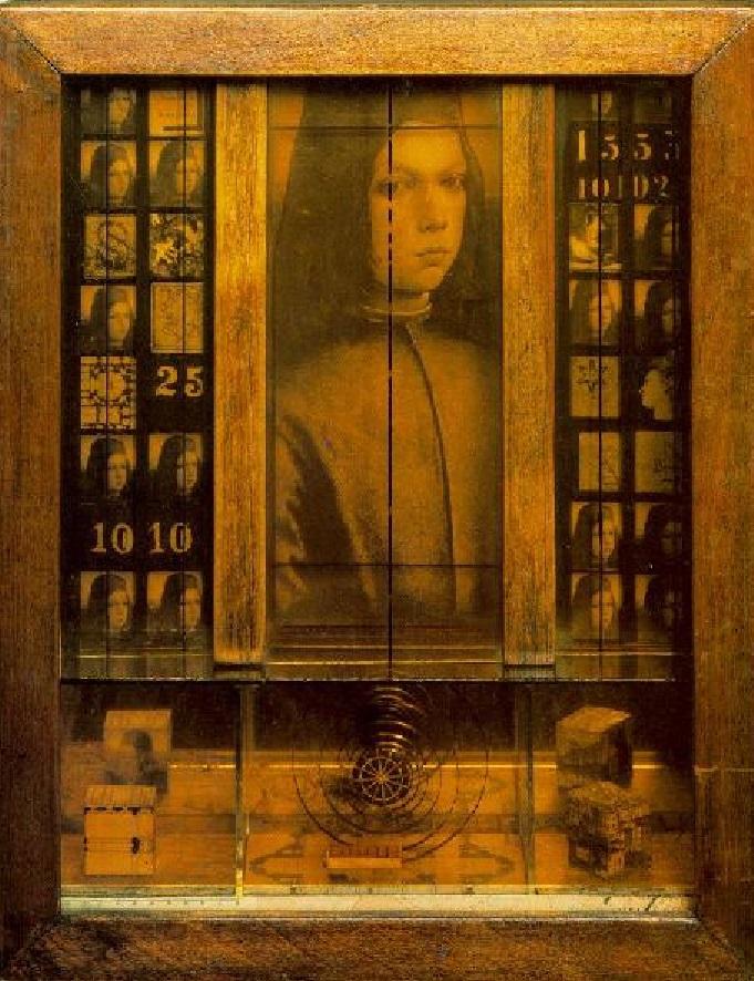 Joseph Cornell - Pioneer of Assemblage Art