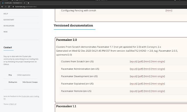 Cách cài đặt Pacemaker cluster trên Raspberry Pi OS