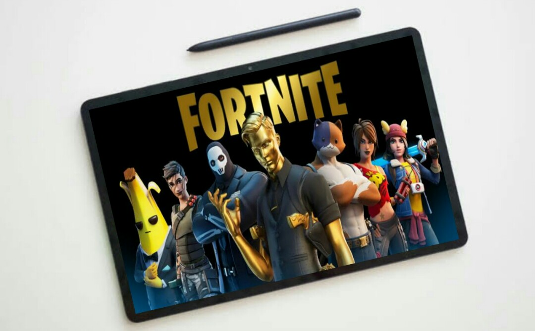 Galaxy Tab S7 Is The First Android Tablet to Get 90 FPS Support in Fortnite