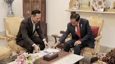 Survei: Jokowi Masih Ungguli Prabowo, AHY Cawapres Terfavorit - Info Presiden Jokowi Dan Pemerintah