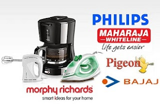 Flipkart Big Diwali Sale on Home & Kitchen Appliances – Minimum 30% Off on Bajaj | Philips | Samsung | Pigeon | Sansui | Butterfly