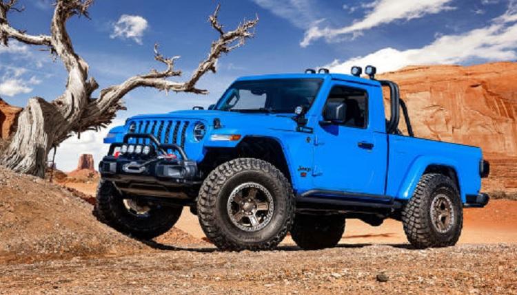 2022 Jeep Gladiator 2 Door