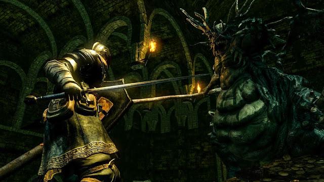 Capa do Dark Souls: Remastered