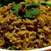 பச்சை வேர்க்கடலை பிரியாணி செய்வது | Green Peanuts Biryani Recipe !