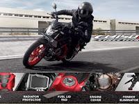 Harga Aksesoris Honda CB150R Terbaru, Bikin Tampilan Makin Gagah