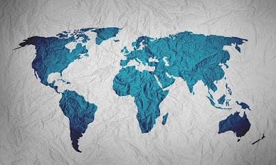 مفهوم الخريطة  ومكوناتها