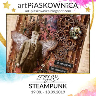 "DT Magda - STYLE ""steampunk"""
