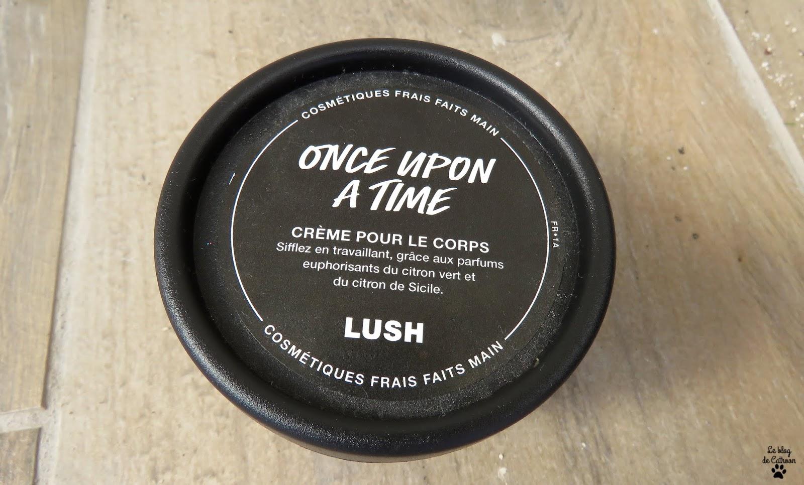 Once Upon A Time - Crème pour le Corps - Lush