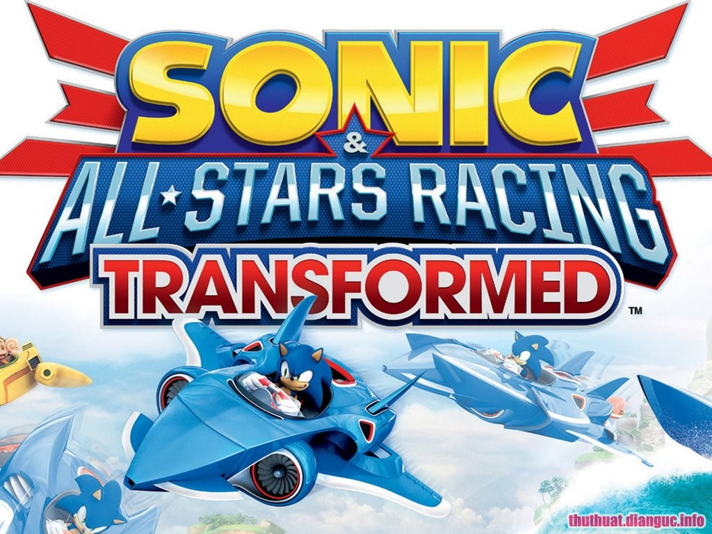 Download Game Sonic & All-Stars Racing Transformed Full Cr@ck