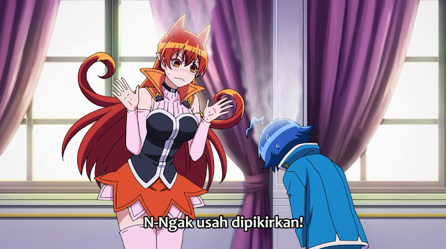 Mairimashita! Iruma-kun! S2 Subtitle Indonesia