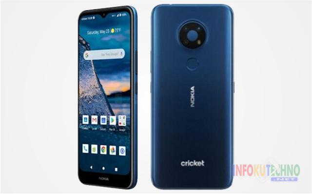 Nokia C5 Endi Full Spesifikasi & Harga Terbaru