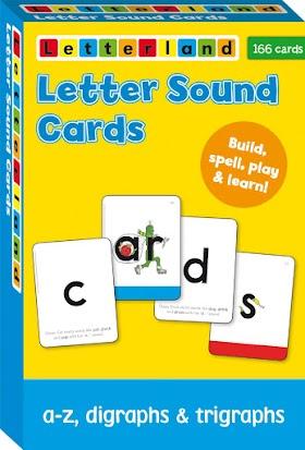 Letter Sound Card