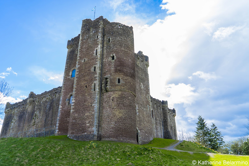 Doune Castle Best Castles in Scotland for a Road Trip Itinerary