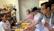 San Miguel's Ramon Ang gives back to birthplace, opens food bank in Manila