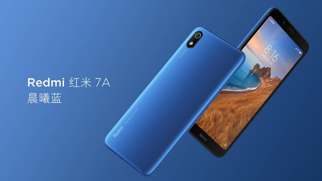 Redmi 7A with Snapdragon 439, 4,000mAh battery launched in China
