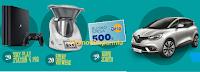 Logo Concorso Decò ''My Star Chef'': vinci buoni spesa, Bimby, Play Station, Renault Scenic e non solo!