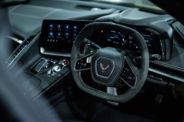 Novo Chevrolet Covevette Stingray C8 - Europe
